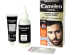 Оцветяваща крем-боя за бради и мустаци без амоняк - тъмно кестенява - Delia