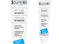 Крем при диабетно стъпало за крака Feet Care – Solutions