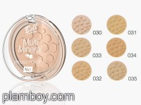 Пудра за лице Multi Mineral Mat Pressed Powder - Bell*