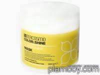 Интензивна маска за коса с ленено семе за блясък, 500 мл - EKS